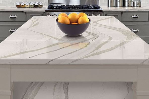 Cambria worktops Mayflower Stone