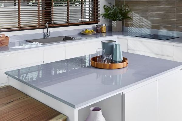 Geoluxe worktops Mayflower Stone