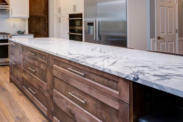 Marble worktops Mayflower Stone