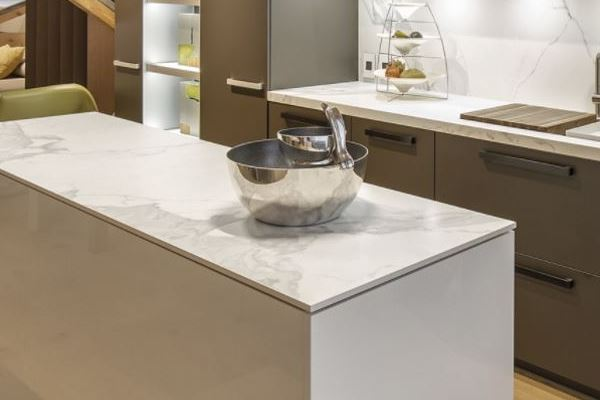 Neolith worktops Mayflower Stone