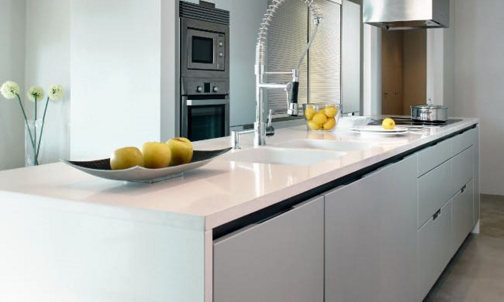 Silestone worktops one