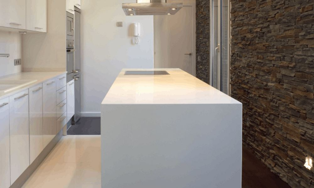 Silestone worktops two