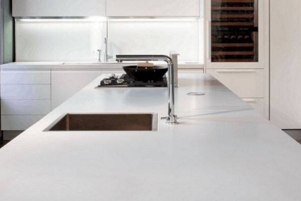 Silestone worktops Mayflower Stone