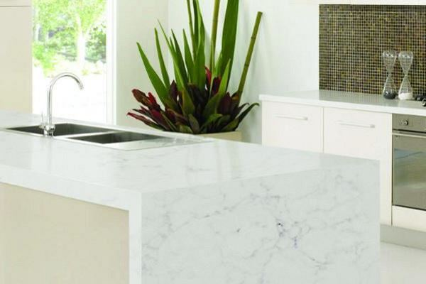 Unistone worktops Mayflower Stone
